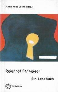 Reinhold Schneider - Ein Lesebuch