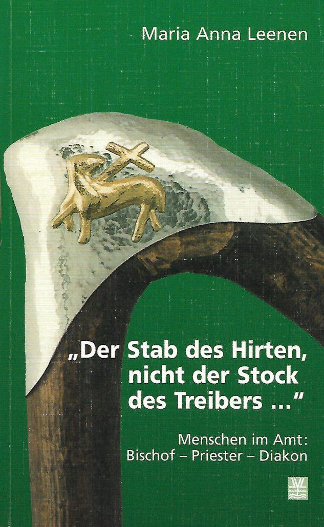 Der Stab des Hirten nicht der Stock des Treibers ...